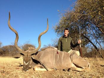 July 2012 Kudu Hunt