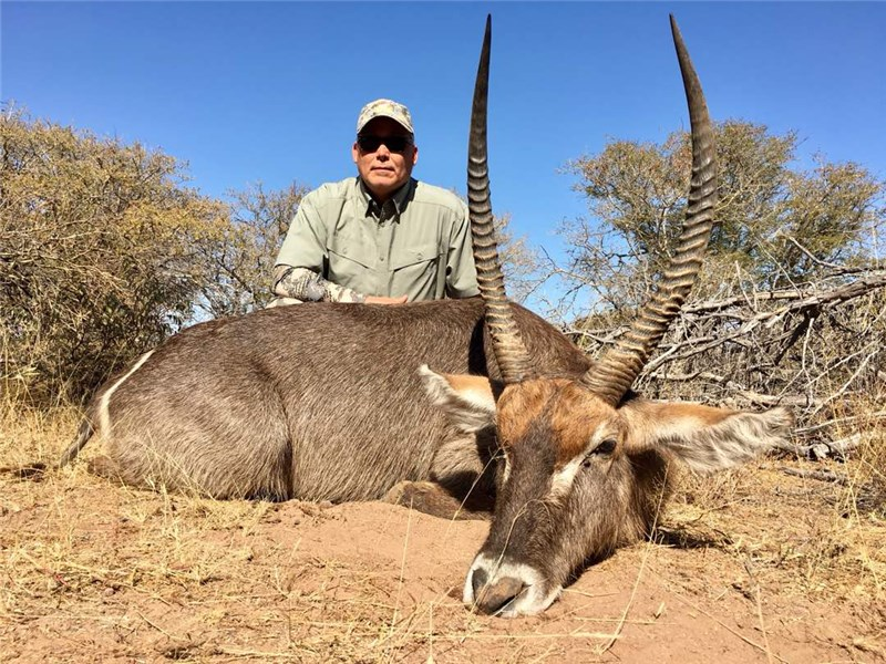 South Africa Waterbuck Hunt