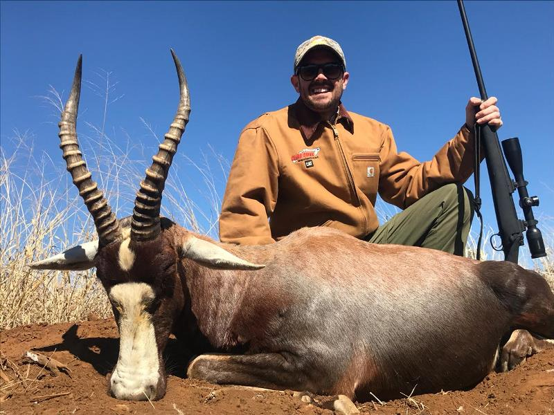 Trophy Blesbok Hunt